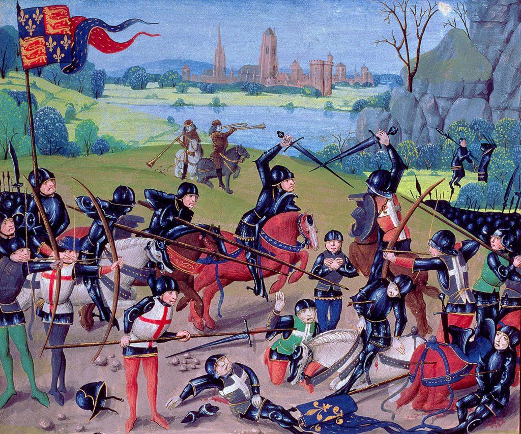 Battaglia di Agincourt