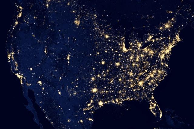 Rete elettrica Usa